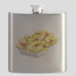 Loaded Nachos Flask
