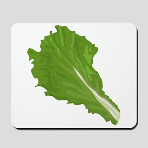 Lettuce Leaf Mousepad