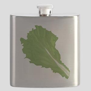 Lettuce Leaf Flask