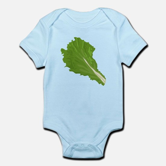 Lettuce Leaf Body Suit