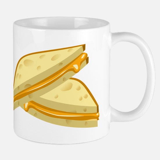Grilled Cheese Mugs