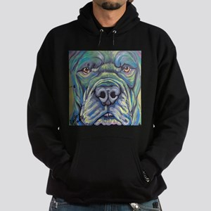 Cane Corso Rainbow Dog Hoodie