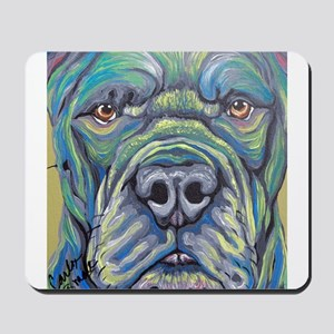 Cane Corso Rainbow Dog Mousepad