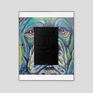Cane Corso Rainbow Dog Picture Frame