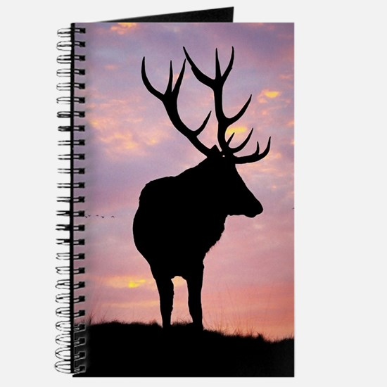 Stag And Sunset Journal