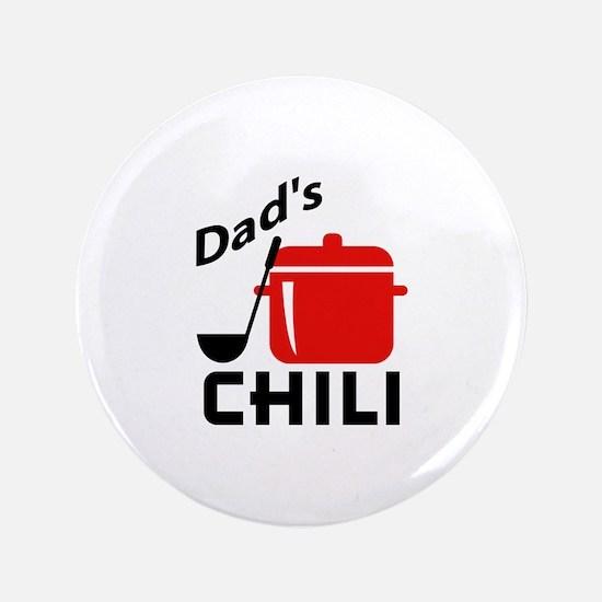 """Dad's Chili 3.5"""" Button"""