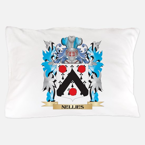 Nellies Coat of Arms - Family Crest Pillow Case