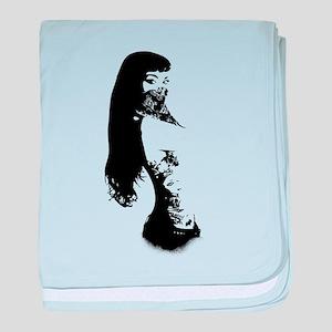 Bandana G baby blanket