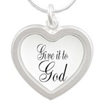 Give it to God Necklaces