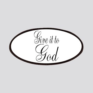 Give it to God Patches