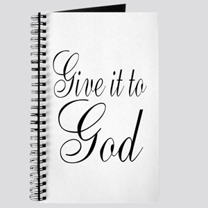 Give it to God Journal