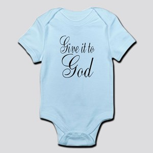 Give it to God Body Suit
