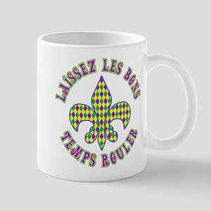 French Mardi Gras Mug