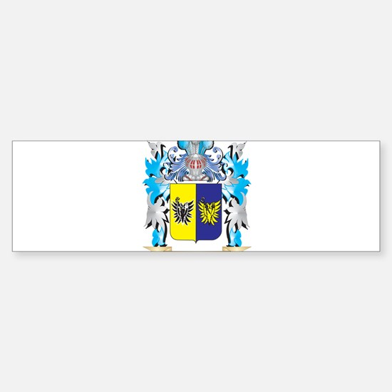 Nestor Coat of Arms - Family Crest Bumper Bumper Bumper Sticker