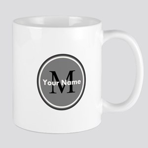Custom Initial And Name Mugs