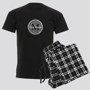 Custom Initial And Name Pajamas