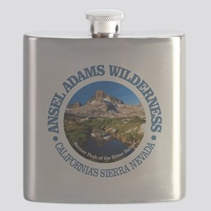 Ansel Adams WA Flask