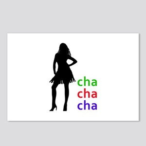 Cha Cha Cha Postcards (Package of 8)