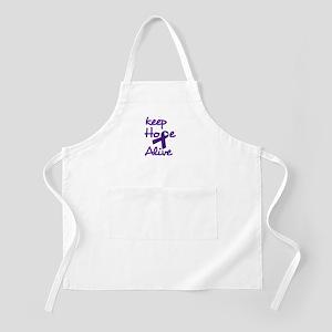 Keep Hope Alive Apron