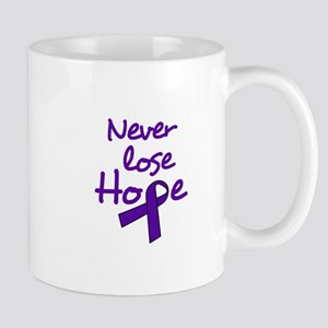 Never Lose Hope Mugs