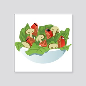 Bowl Of Salad Sticker