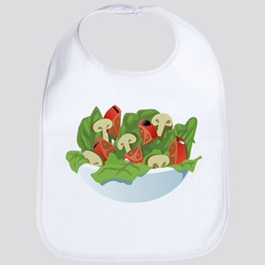 Bowl Of Salad Bib