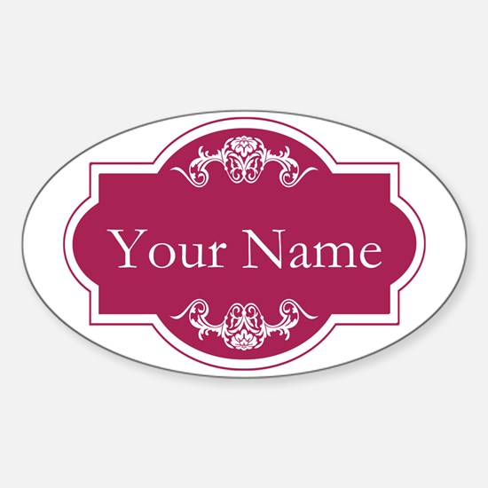 Add Your Name Decal