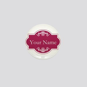 Add Your Name Mini Button (10 pack)