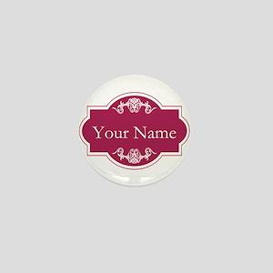Add Your Name Mini Button
