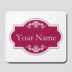 Add Your Name Mousepad