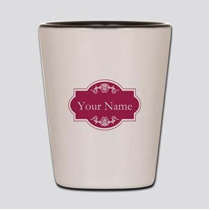 Add Your Name Shot Glass