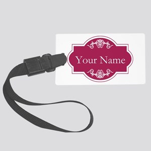 Add Your Name Luggage Tag
