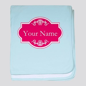 Add Your Name baby blanket