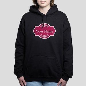 Add Your Name Women's Hooded Sweatshirt