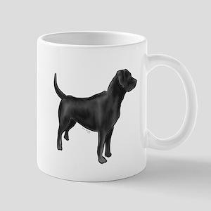 labrador retiever black Mugs