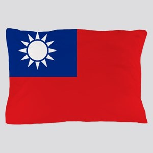 ROC flag Pillow Case
