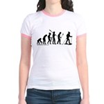 Snowshoe Evolution Jr. Ringer T-Shirt