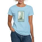 Wolf Coat Women's Light T-Shirt