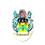 Jewelson Oval Car Magnet