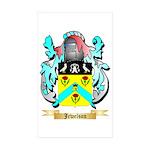 Jewelson Sticker (Rectangle 50 pk)