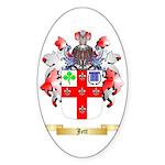 Jett Sticker (Oval 50 pk)