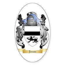 Jetson Sticker (Oval)