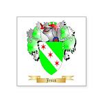 Jesus Square Sticker 3