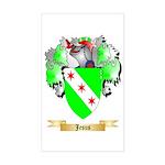Jesus Sticker (Rectangle)