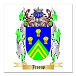 Jessup Square Car Magnet 3