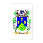 Jessup Sticker (Rectangle)