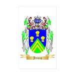 Jessup Sticker (Rectangle 50 pk)