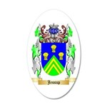 Jessup 35x21 Oval Wall Decal