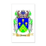 Jessup 20x12 Wall Decal