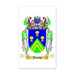 Jessup 35x21 Wall Decal